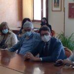 Delegazione di Forza Italia accolta a Ribera: delineato il quadro politico locale