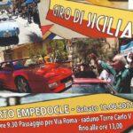 """Porto Empedocle, ritorna il """"Giro di Sicilia"""": 130 Auto storiche provenienti da più parti d'Italia"""