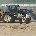 Porto Empedocle, pulisci spiaggia bloccato dalla Capitaneria: salvaguardata area