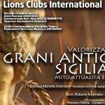 Lions Club Valle dei Templi, un convegno sui Grani Antichi Siciliani