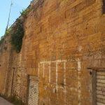 Agrigento, muro dissestato in via San Vito: parziale riapertura al traffico veicolare