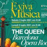 THE QUEEN – Barcelona Opera Rock: concerto sotto il Tempio di Giunone