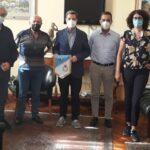 Il Panathlon Club di Agrigento incontra i vertici del Libero Consorzio