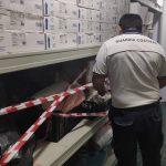 Maxi sequestro di partite di pesce scadute o non tracciate correttamente per un totale di circa 600kg di prodotto ittico
