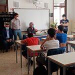 Ribera, il Sindaco Ruvolo incontra gli studenti dell'istituto comprensivo F. Crispi