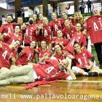 Pallavolo Aragona: la vittoria al tie-break non basta, il Vicenza è promosso in Serie A2