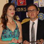Lions Club Agrigento Host: passaggio della campana, Giuseppe Caramazza neo presidente