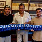 Akragas: ingaggiati Angelo Azzara e Francesco Corso