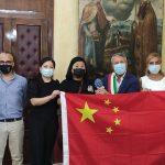 Sinergia imprenditoriale tra Sicilia e Cina, incontro ad Agrigento tra l'Associazione Itacin Aps Italia-Cina e il Sindaco Miccichè