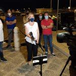 Immigrazione, Dritto e Rovescio in diretta da Porto Empedocle: Fratelli d'Italia presente