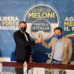 Porto Empedocle 2021, Fratelli d'Italia ed il candidato Sindaco Rino Lattuca insieme alle amministrative