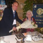 Rotary Club Aragona Colli Sicani: passaggio del Collare, Vivi Giacco Pignatelli nuovo presidente