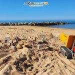 """San Leone, """"finalmente libera dai rifiuti la spiaggia delle Dune"""""""