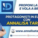 """Ue, Tardino (Lega) lancia campagna di ascolto """"Protagonisti in Europa"""""""