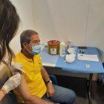 Seconda dose di vaccino per il Presidente della Regione Musumeci: somministrato AstraZeneca