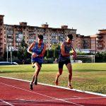 Gli olimpionici Ala e Osama Zoghlami al Trofeo podistico Acsi Città di Ravanusa