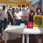Realmonte, donato defibrillatore alla comunità di Giallonardo