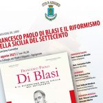 """Agrigento, giovedì 5 agosto la presentazione del libro di Luciano Carrubba: """"Francesco Paolo Di Blasi e il riformismo nella Sicilia del Settecento"""""""