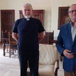 I vertici provinciali della CNA di Agrigento incontrano il Vescovo Damiano