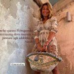 "La borsa ""Marinisa Bag"" conquista la famosa stilista italiana Giada Curti"