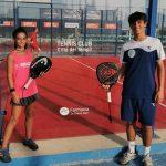 Matteo Platania e Giorgia Di Paola protagonisti con la Nazionale Italiana Juniores di Padel