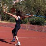 Tre medaglie d'oro per l'atleta agrigentina Giusi Parolino