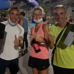 Atletica: l'agrigentina Liliana Scibetta torna alla grande