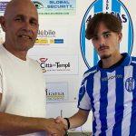 Colpo under per l'Akragas: firma il centrocampista Francesco Taormina