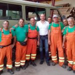 """Lavoratori del servizio antincendio impegnati nello spegnimento e nella prevenzione incendi, allarme UIL: """"lasciati senza stipendio"""""""