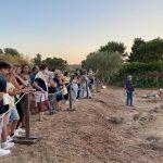"""Riaperta zona archeologica di Villa Romana a Montevago, sindaco: """"Un'attrazione in più per i turisti nella Valle del Belìce"""""""