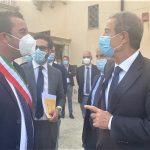 """Cammarata, Musumeci conclude il primo tour nell'Agrigentino: """"Ridare futuro alle aree interne"""""""