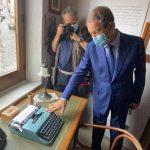 """Racalmuto, Musumeci alla riapertura di CasaSciascia: """"L'omaggio della Sicilia al grande scrittore"""""""