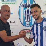 Il difensore Mario Buonocore è un nuovo giocatore dell'Akragas