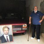 """L'auto di Livatino ha """"riabbracciato"""" Canicattì: le parole dell'anziano custode"""