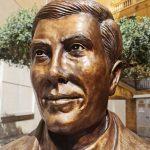 Agrigento, inaugurato il busto del giudice Rosario Livatino