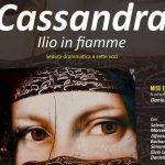 """""""Cassandra – Ilio in fiamme"""" il 24 settembre in scena alla Valle dei Templi"""