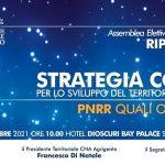 CNA Provinciale di Agrigento celebra domani l'assemblea elettiva quadriennale