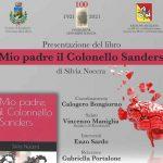 """Racalmuto: domenica nuova presentazione del romanzo di Silvia Nocera """"Mio padre, il Colonnello Sanders"""""""