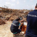 Lampedusa, sequestrate due discariche abusive