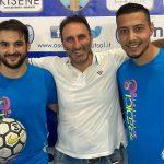 """""""Akragas Futsal"""": Agozzino, Daino e Sciarrabba alla corte di mister Caltagirone"""