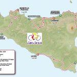 Giro di Sicilia, riunione operativa in Prefettura