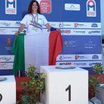 Campionati Italiani estivi, medaglia d'oro per Giusi Parolino