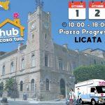"""Nuove fermate per il camper vaccinale ASP: l'""""hub a casa tua"""" farà tappa a Licata e Palma di Montechiaro nei prossimi giorni"""