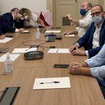 Agrigento, incontro in Prefettura con i vertici dell'Ati idrico, Aica ed organizzazioni sindacali