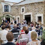 """Dall'Inghilterra a Siculiana, il mondo del wedding non conosce limiti: giovani sposi scelgono il """"Castello Chiaramonte"""""""
