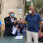 Favara, Disabilità: firmato protocollo tra l'associazione Senza Limiti e il candidato Montaperto