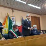 Proseguono visite ufficiali di Musumeci nell'Agrigentino, prima tappa oggi a Casteltermini