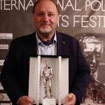 """Consegnato al professor Francesco Pira  il Premio Internazionale Apoxiomeno 2021 per il """"Sociale"""""""