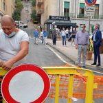 Agrigento, riapre la via San Vito