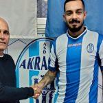 Akragas: un top player per l'attacco, ingaggiato il bomber Antonio Silvano